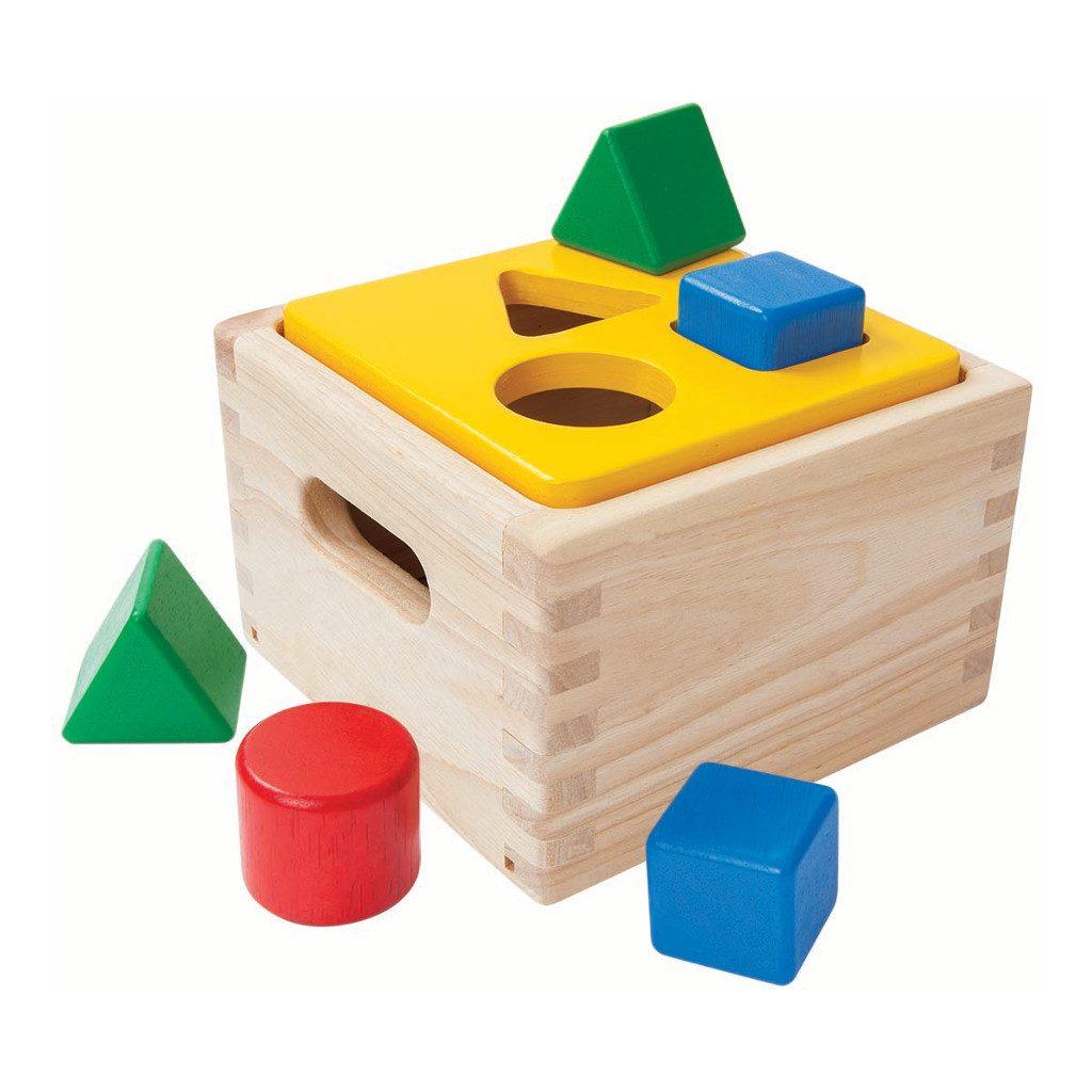 Vormenstoof Plan Toys