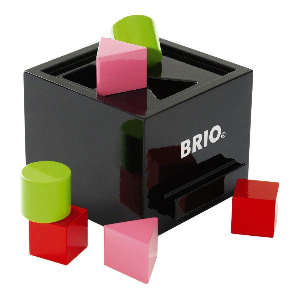 Vormenstoof Zwart Brio