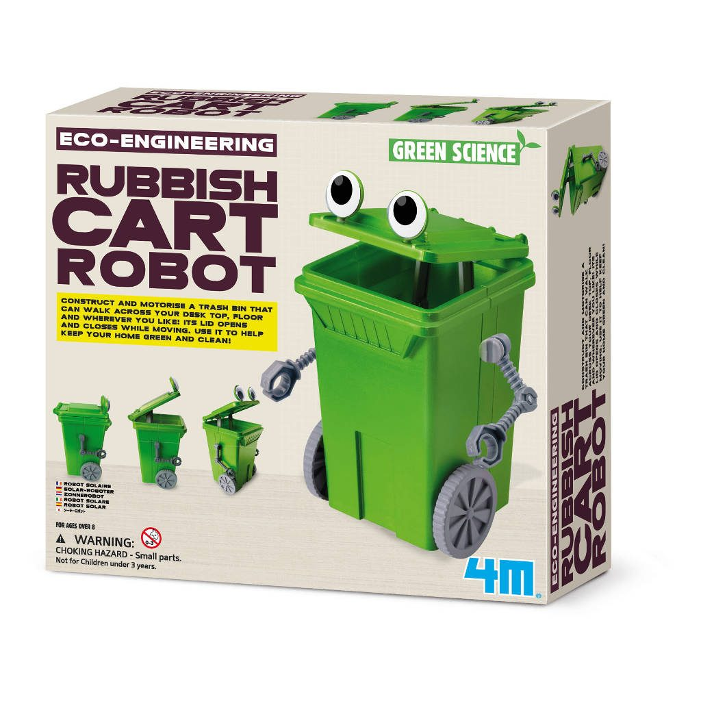 Vuinisbak Robot Maken