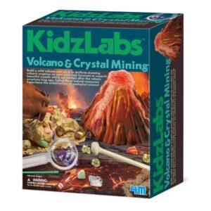 Vulkaan & Kristalmijn Pakket