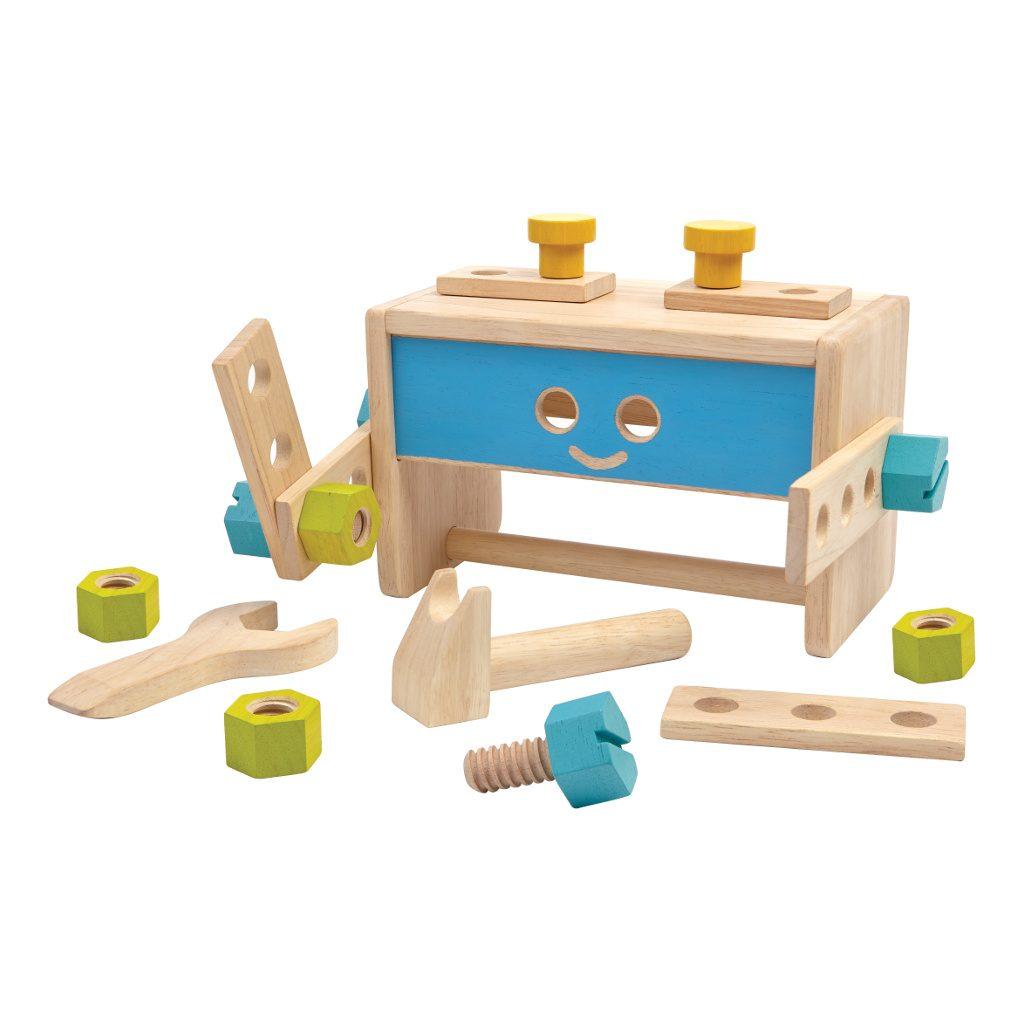 Werkbankje Klein Plan Toys