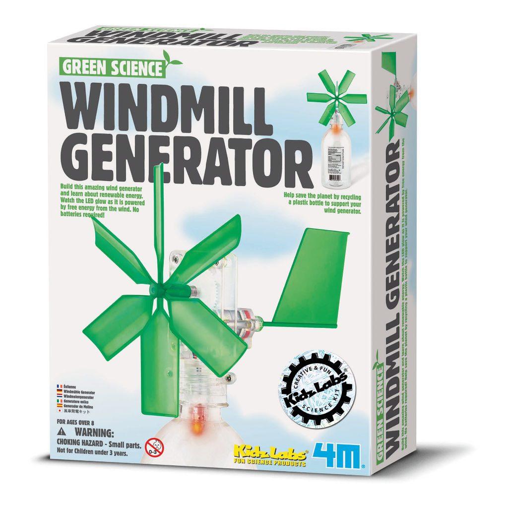 Windmolen Maken 4M