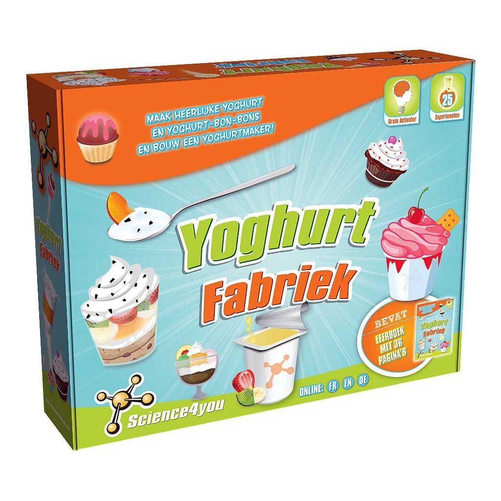 Yoghurtfabriek Science4You