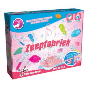Zeepfabriek Science4You