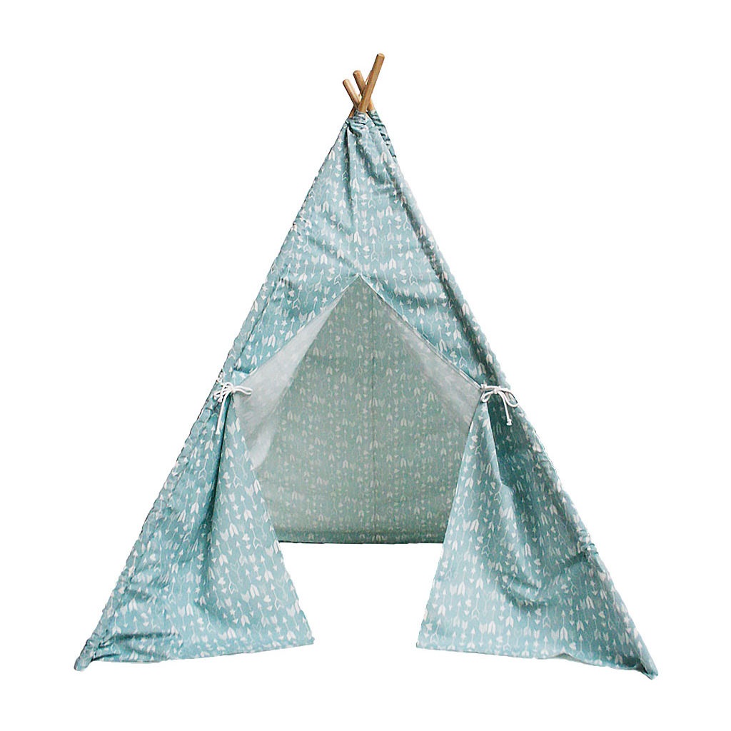 Arrow Turquoise Tipi Voorkant rebl-10008.pl.tq 1024x1024