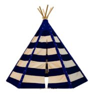 Lumo Blauw Tent Sunny Tipi Tent Led Verlichting sunn-c052.103.01