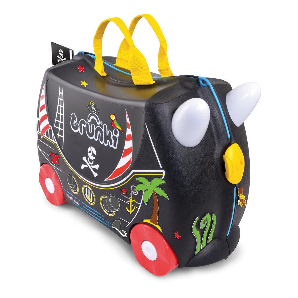Trunki Piraat Koffer Reiskoffer Vakantie trun-9220312