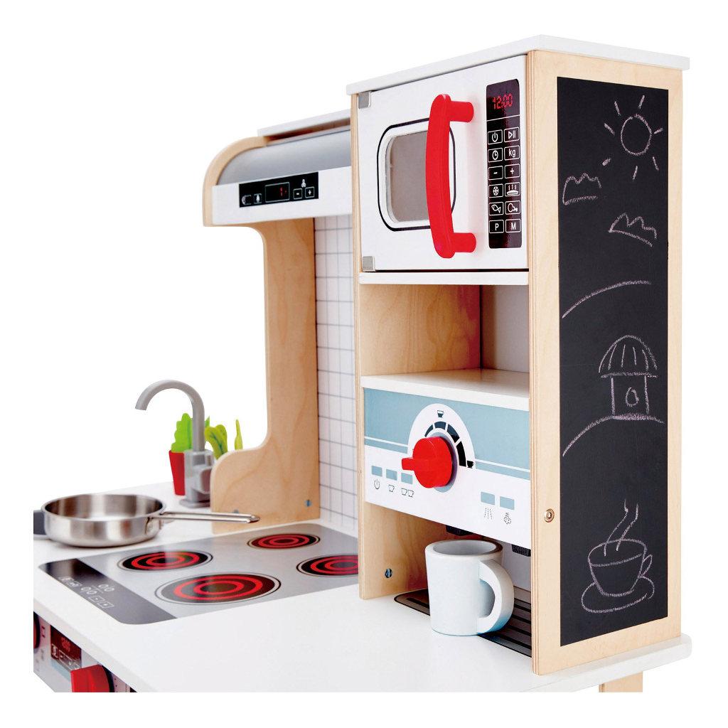 Alles-In-1 Keuken Complete Houten Luxe Hapehape-e3145