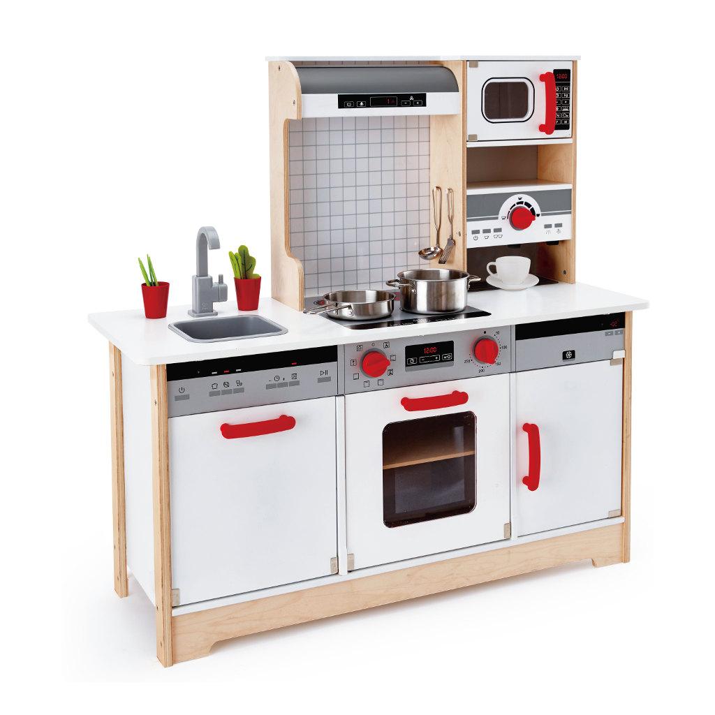 Alles-In-1 Keuken Hape Speelgoed Hape-E3145