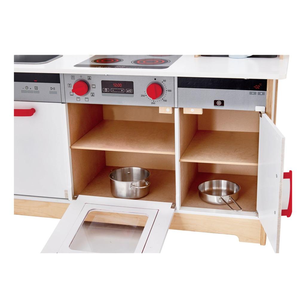 Alles-In-1 Keuken Oven Vaatwasser Jongen Meisje Hapehape-e3145
