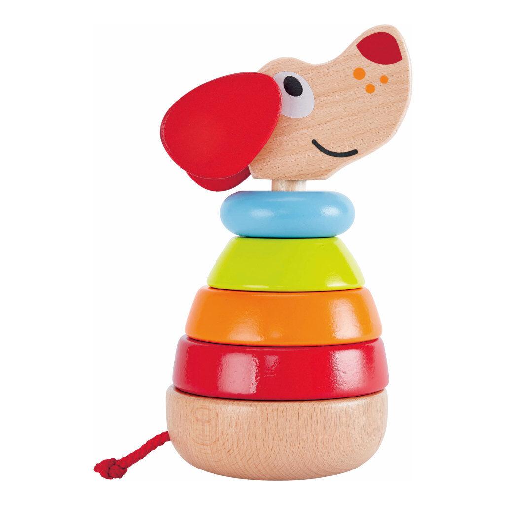 Blaffende Pepe Stapelaar Hape Speelgoed Hape-E0448