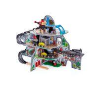 Grote Berg Mijnset Railway Hape Speelgoed Speelgoed Van Het Jaar 2017 Hape-E3753