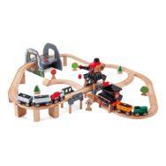 Lift & Load Mijn set Railway Hape Speelgoed Hape-E3752