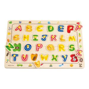 Match Letter Puzzel Hape Speelgoed Hape-E1501