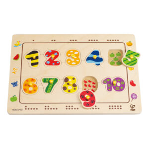 Match Nummer Puzzel Hape Speelgoed Hape-E1500