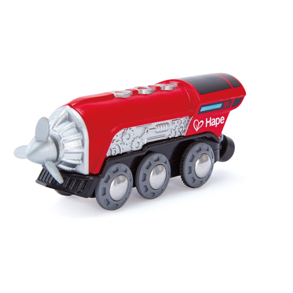 Propeller Treintje Railway Hape Speelgoed Hape-E3750