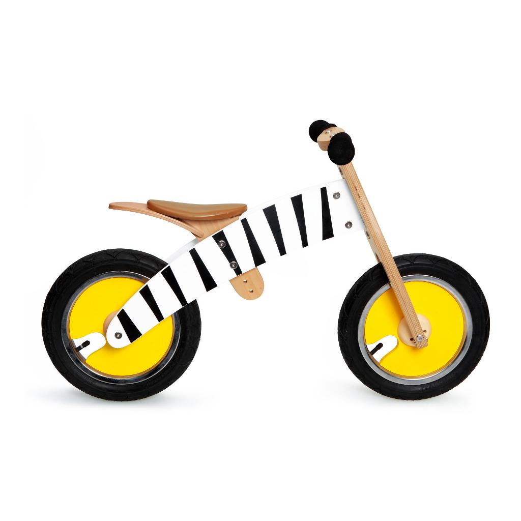 Scratch Loopfiets Zebra Print Verschillende Mogelijkheden scra-6181438