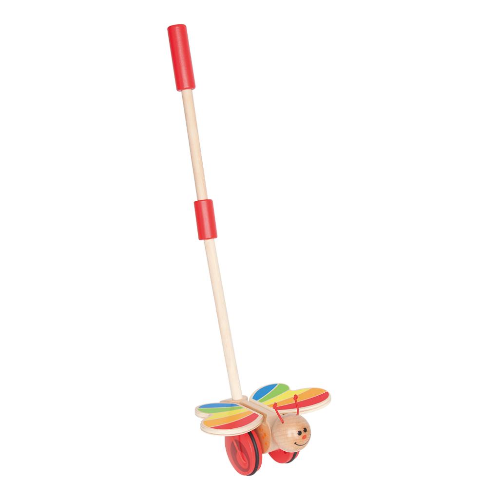 Vlinder Duwstok Hape Speelgoed Hape-E0340