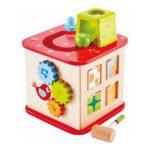 Vriendschap Activiteiten Kubus Hape Speelgoed Hape-E1812