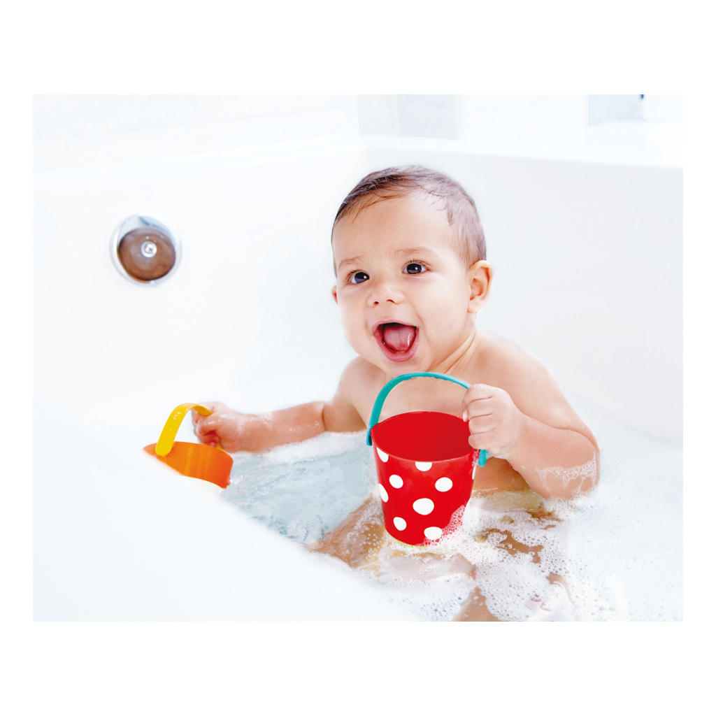 Vrolijke Bad Emmerset Ontdek Het In Bad Hape Speelgoed Hape-E0205