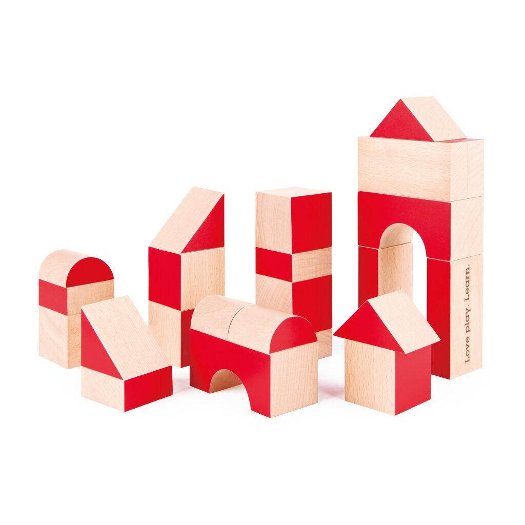We Care We Share Blokken Hape Speelgoed Hape-E0439