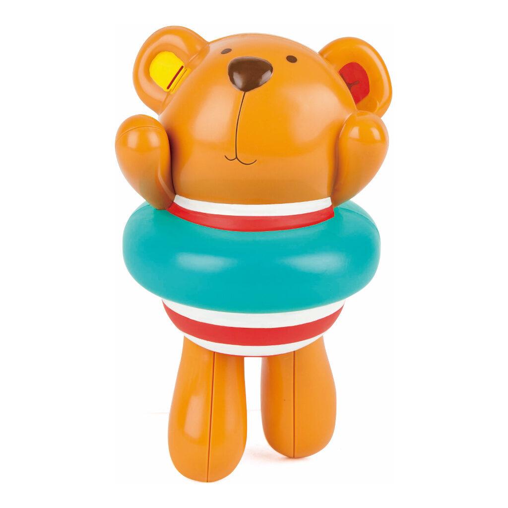 Wind-Up Teddy Swemt Hape Speelgoed Hape-E0204