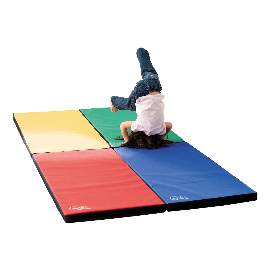 Gym Mat Blauw | Weplay