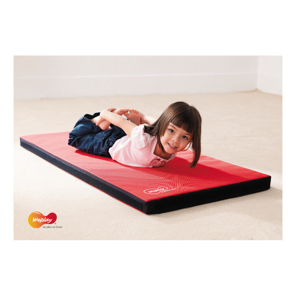 Gym Mat Rood | Weplay