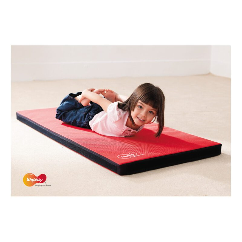 Gym Mat Rood   Weplay