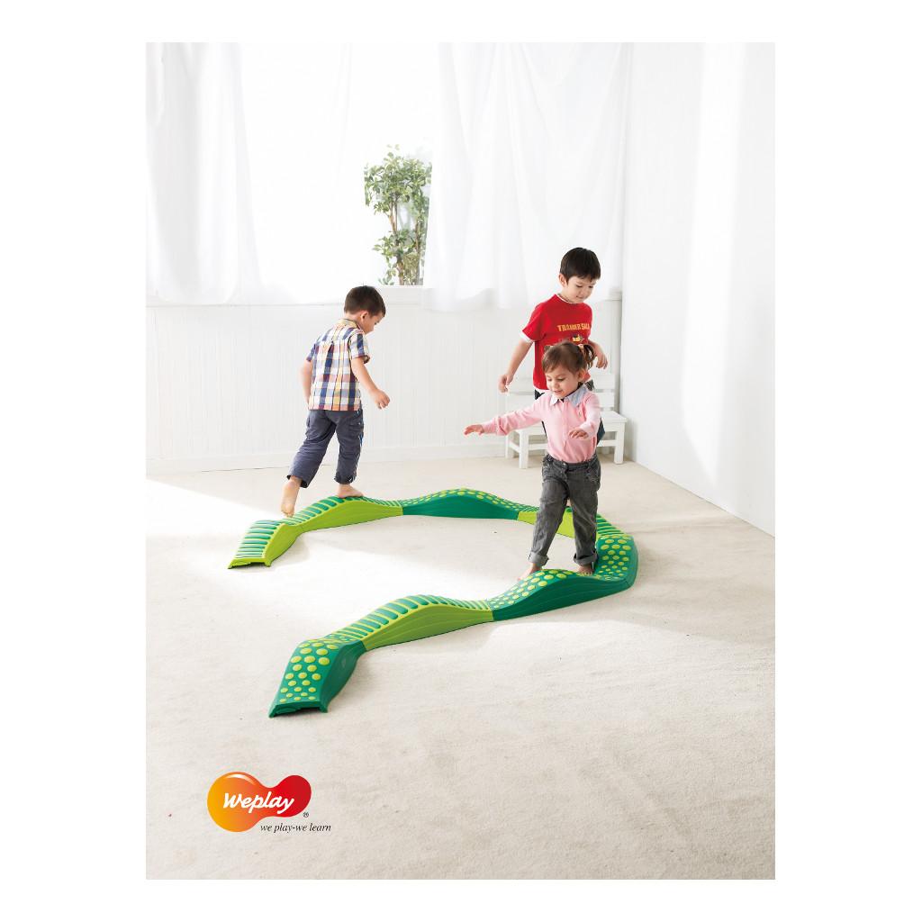 Regenboog Weg Groen | Weplay