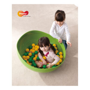 Rocking Bowl Groen | Weplay