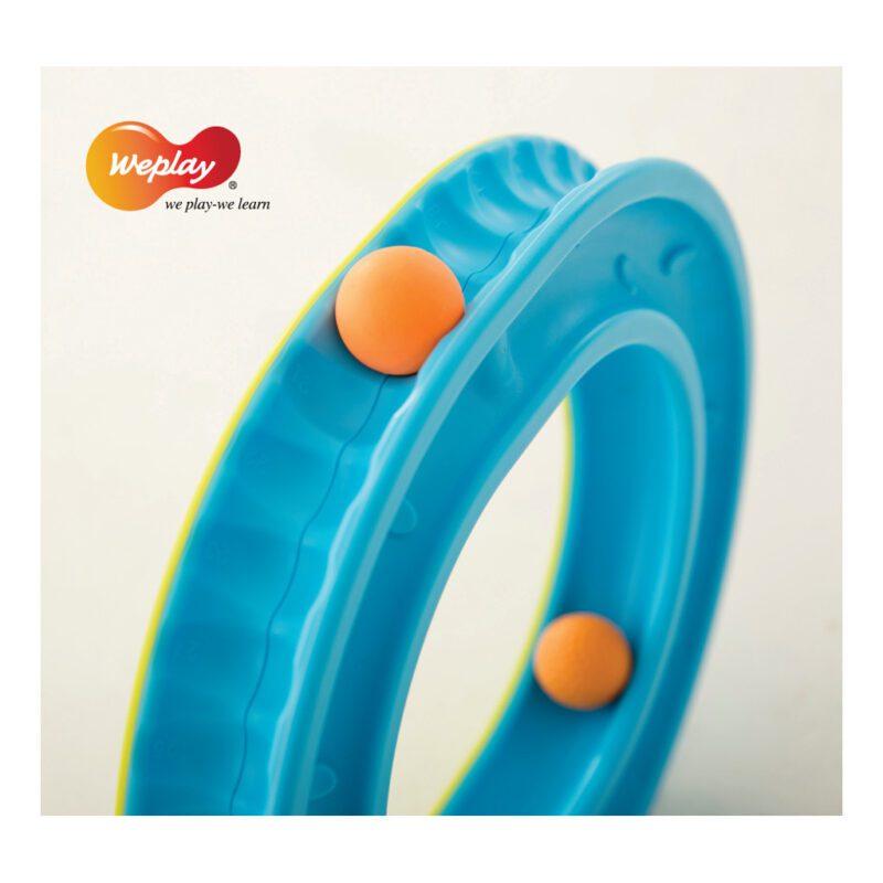Rolling4Fun Weplay Blauw Wepl-Kf0009