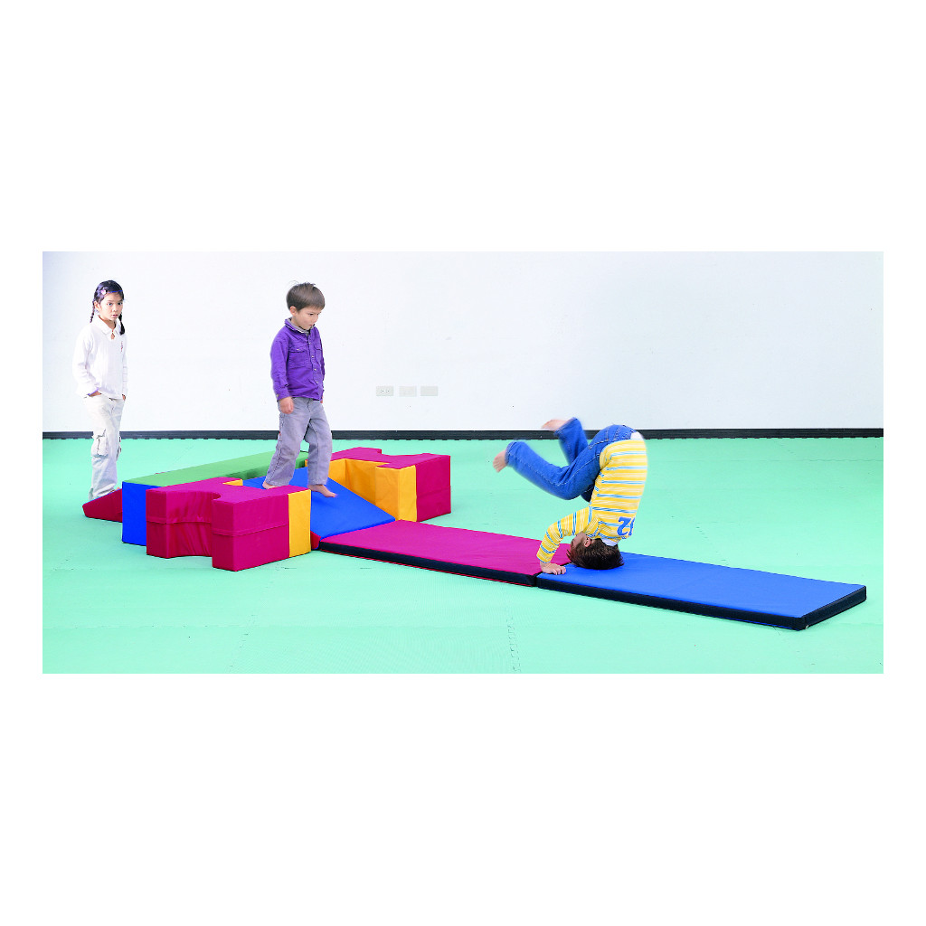 Soft Gym 7 Stuks | Weplay