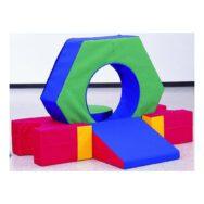 Soft Gym 9 Stuks | Weplay