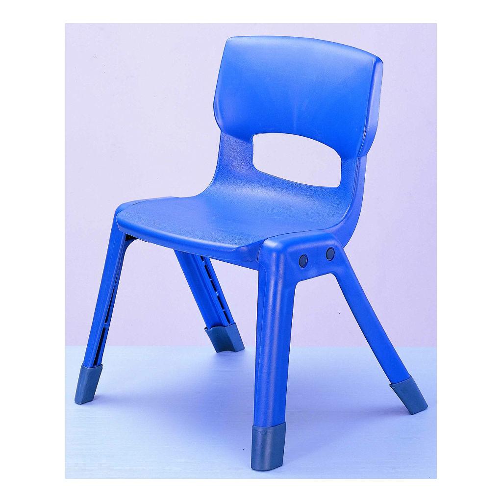 Stoel Blauw 26 Cm Weplay Kunstof Wepl-Ke0006-00B