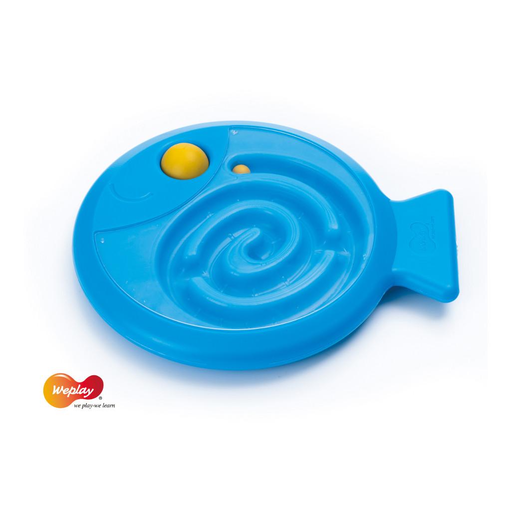 Tricky Fish Blauw Weplay Motorisch Cognitief Wepl-Kf0006