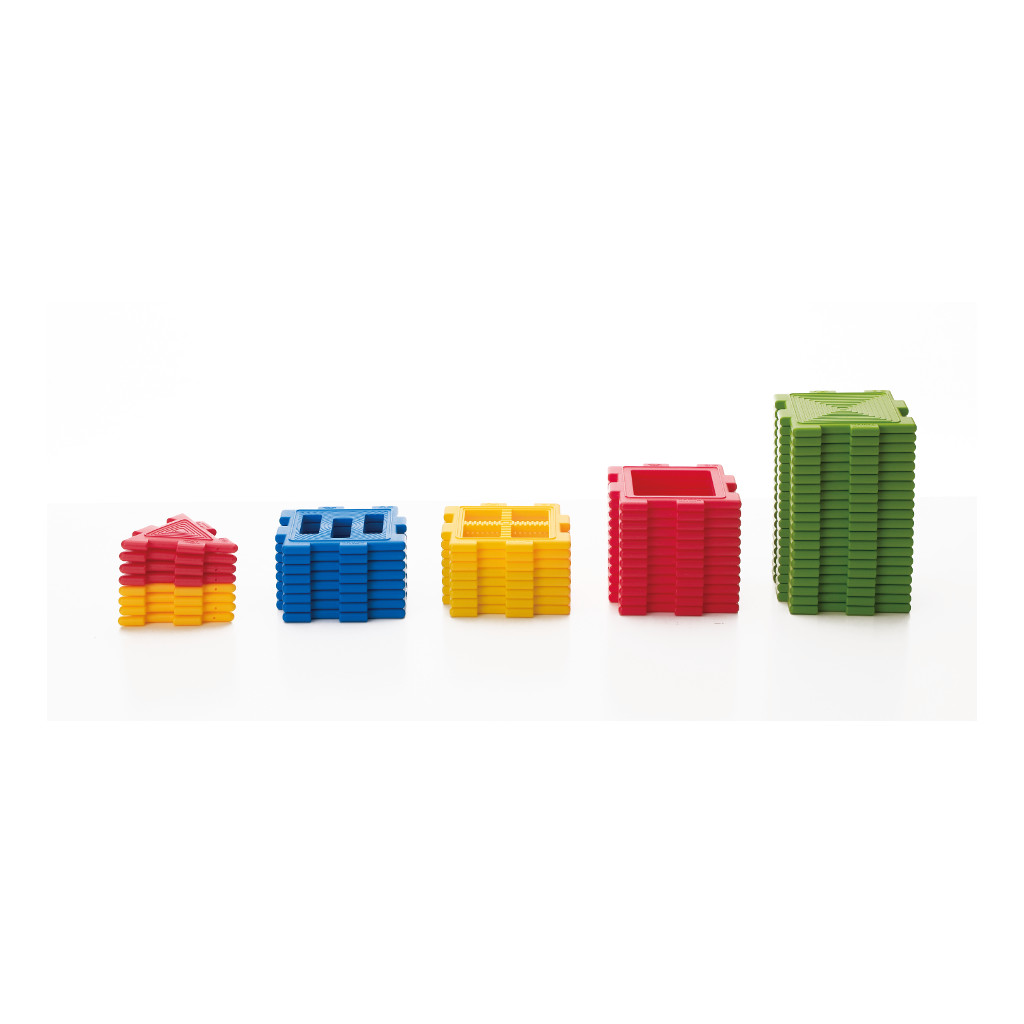We-Blocks Mini 56 Stuks Weplay Peuterspeelzaal KDV Wepl-Kc3002