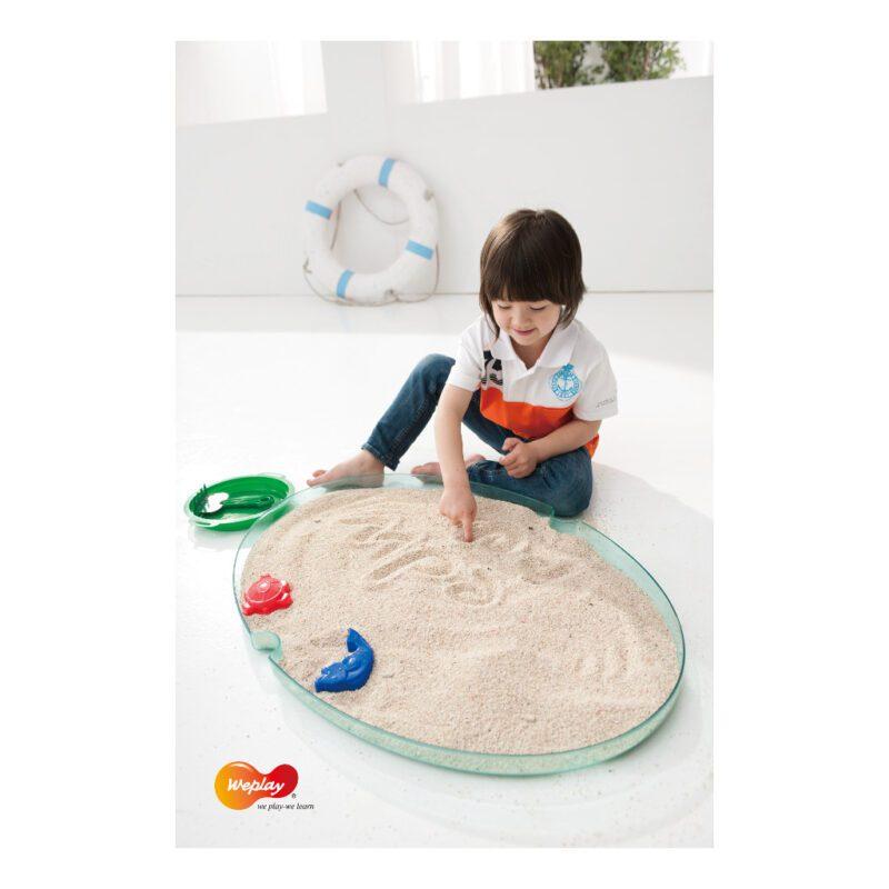 Zand En Watertafel Transparant   Weplay