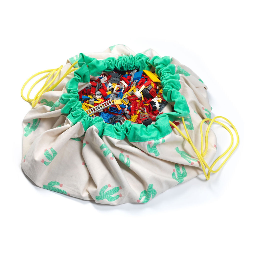 Cactus Play And Go Opberg Zak Speel Kleed Play And Go Play-180162774