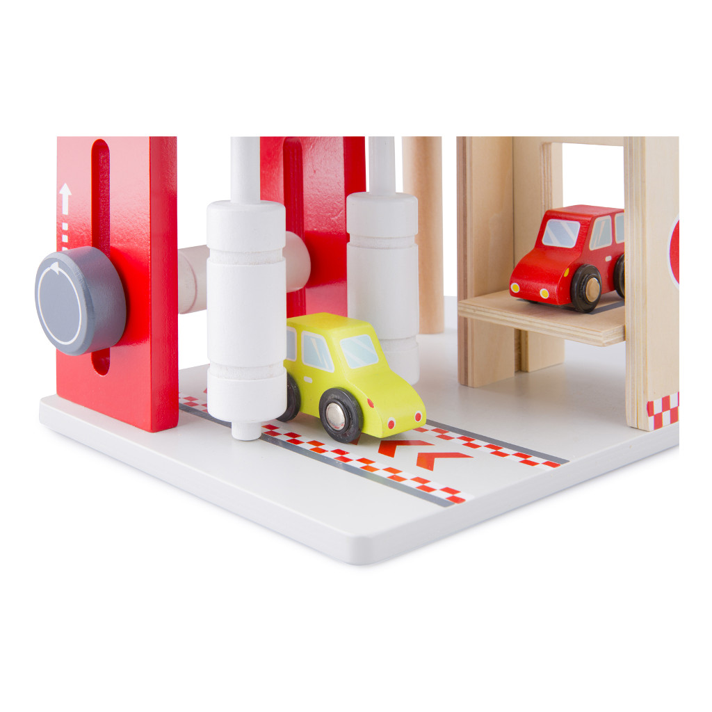 Carwash Garage New Classic Toys Auto Was Straat Newc-11041