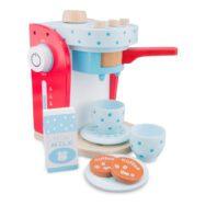 Koffiezetter Set New Classic Toys Senseo Hout Newc-10700