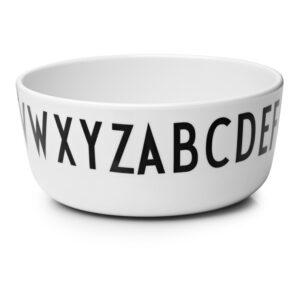 Letter Schaal Melamine Design Letters Snack Abc Alfabet Toetje Bakje Desi-20201002
