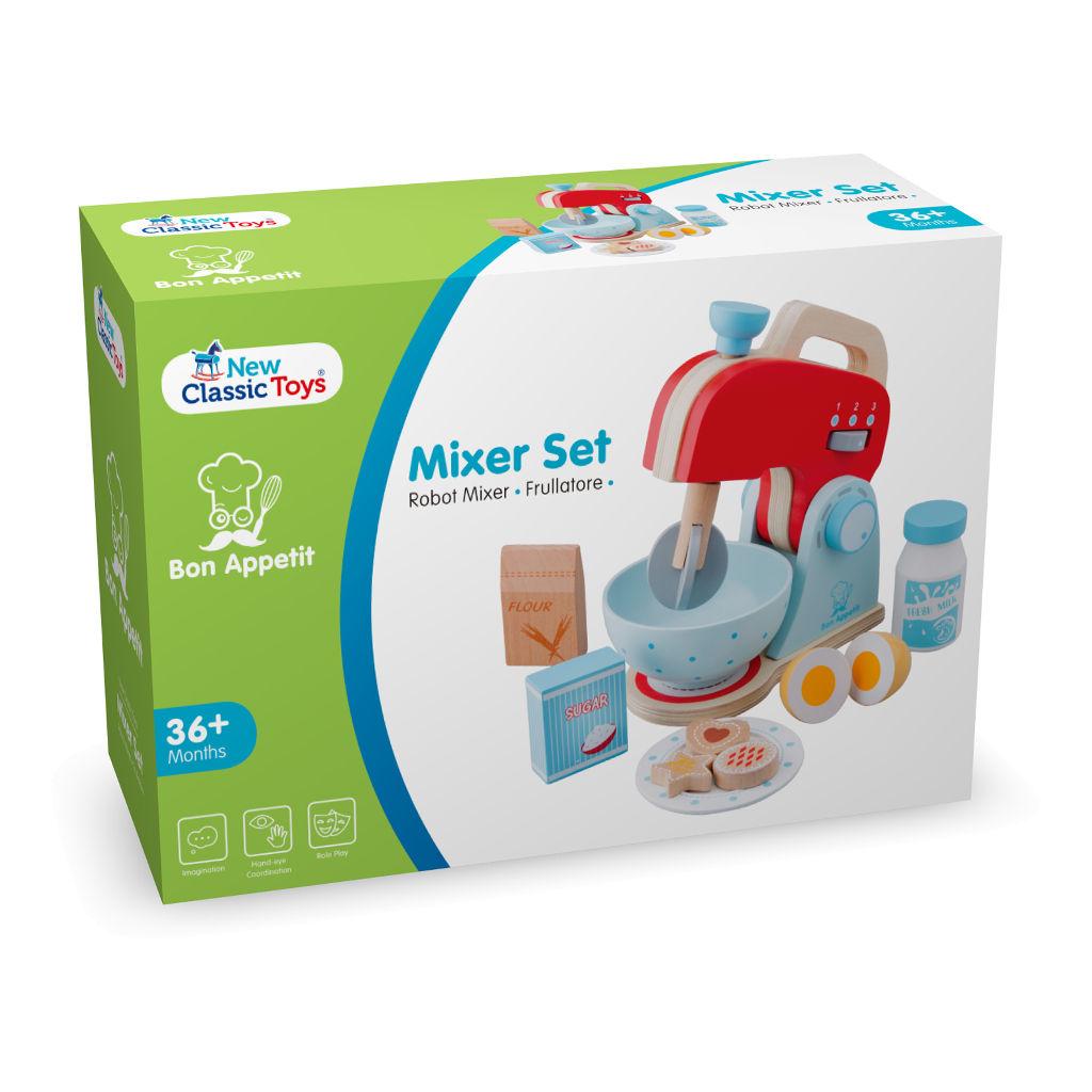 Mixer Set New Classic Toys Doos Verpakking Newc-10702