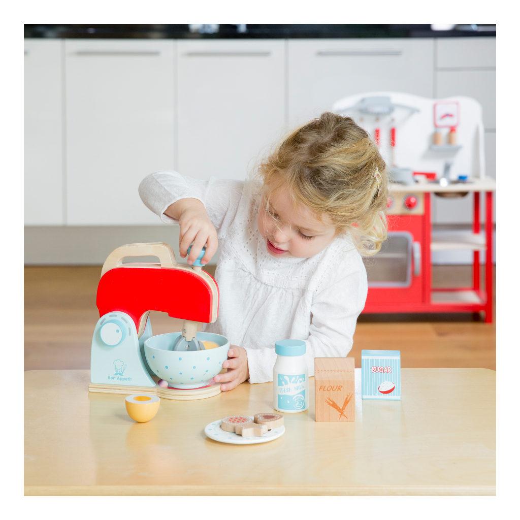 Mixer Set New Classic Toys Keuken Hulpje Newc-10702
