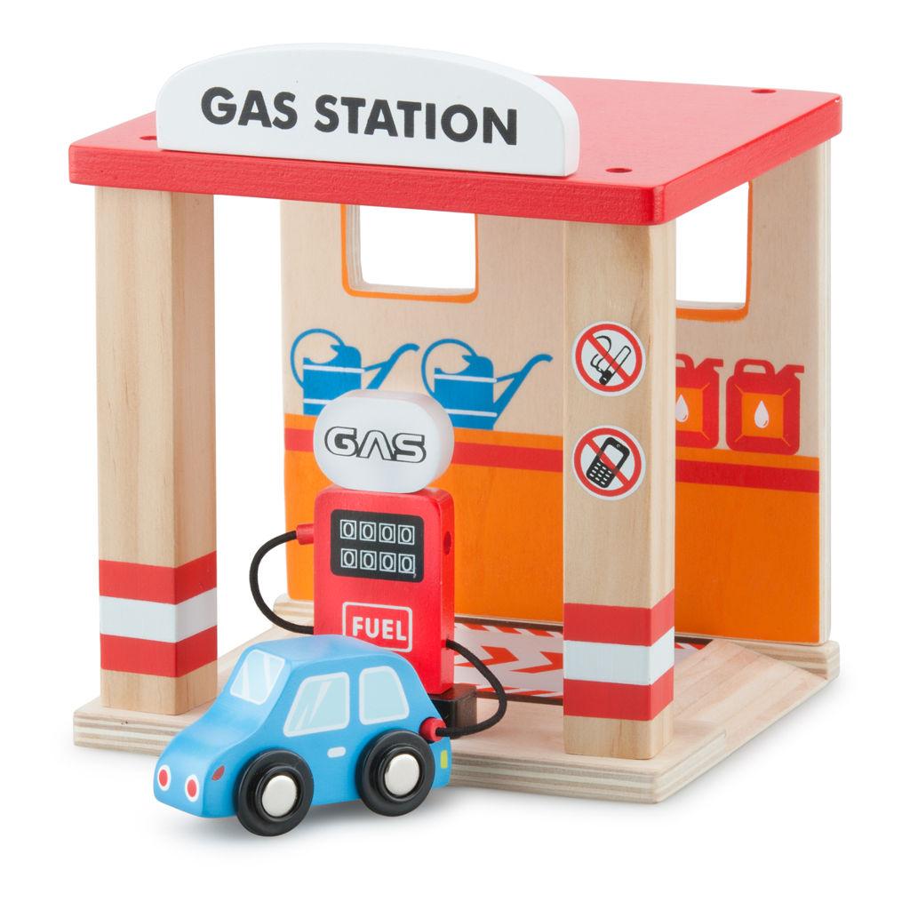 Tankstation New Classic Toys Newc-11042