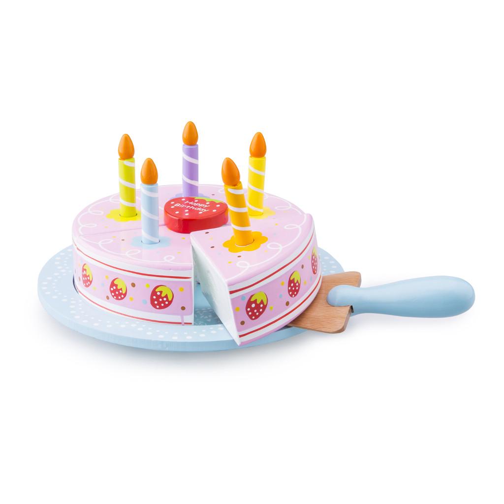 Verjaardag Snijtaart New Classic Toys Kaarsjes Newc-10628