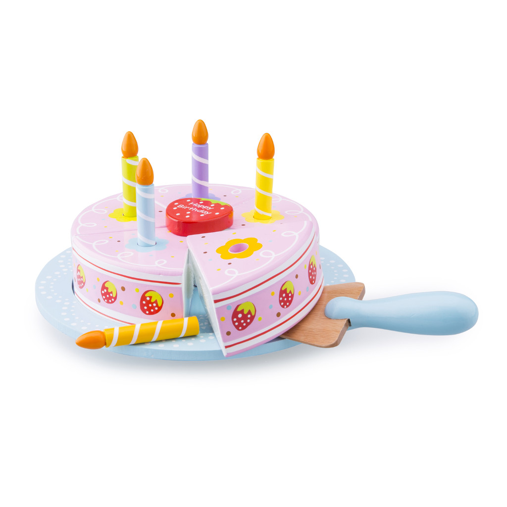 Verjaardag Snijtaart New Classic Toys Taart Schep Newc-10628
