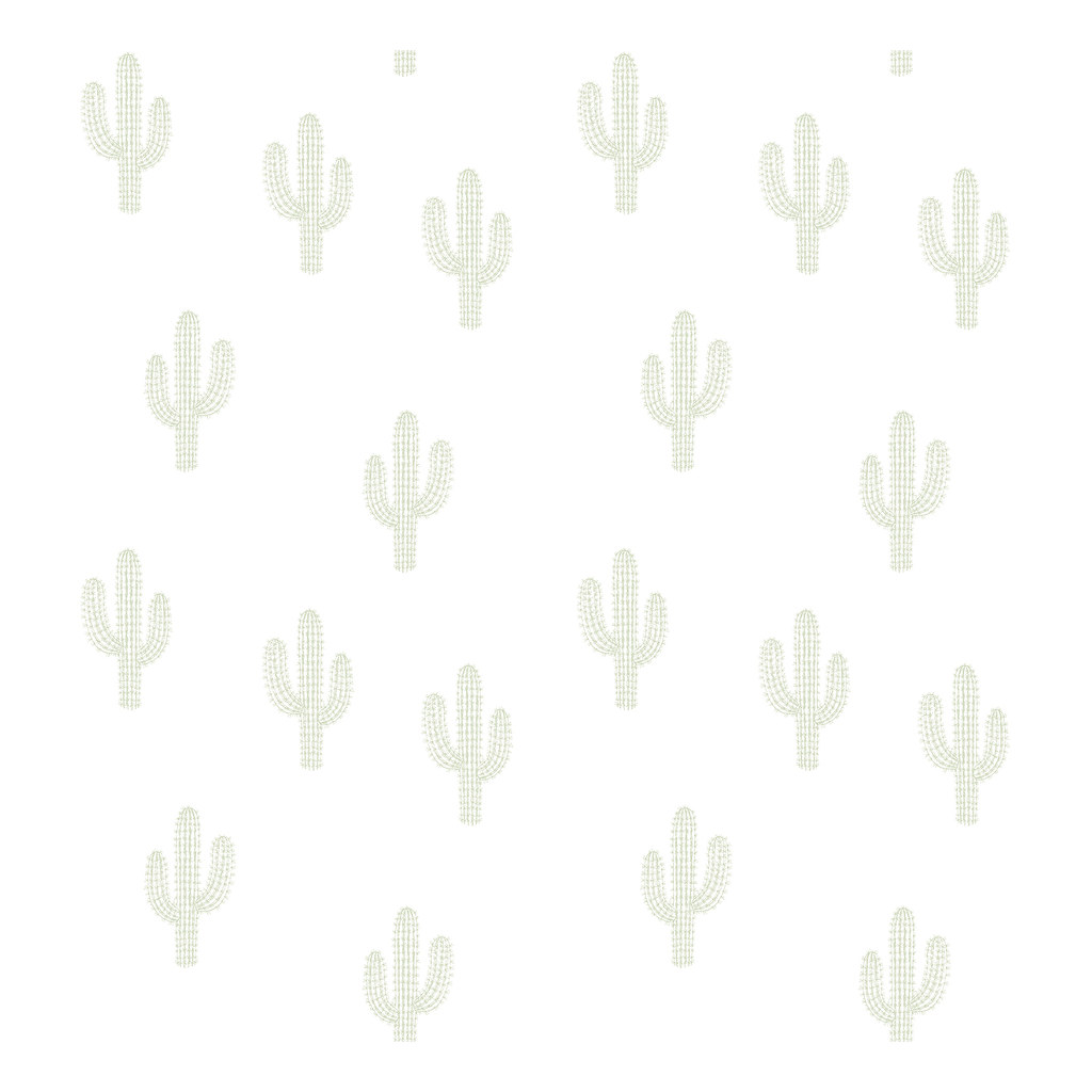 Cactus Greens Behang | Wild West | Lilipinso