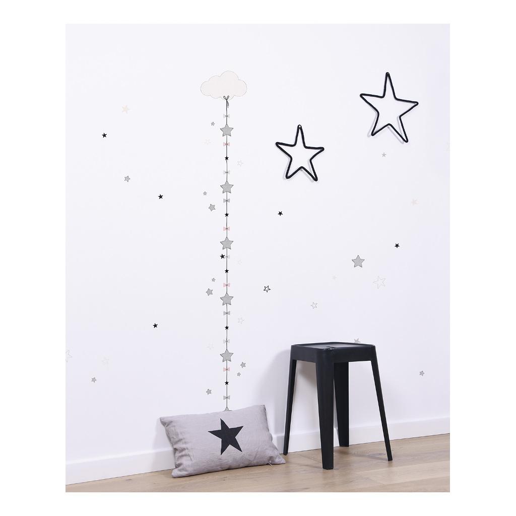 Clouds & Stars Groeimeter Sticker | Dreamy | Lilipinso