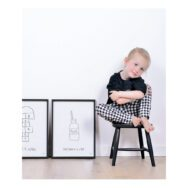 Don'T Grow Up Poster Back To School Lilipinso Sfeer Lili-P0162